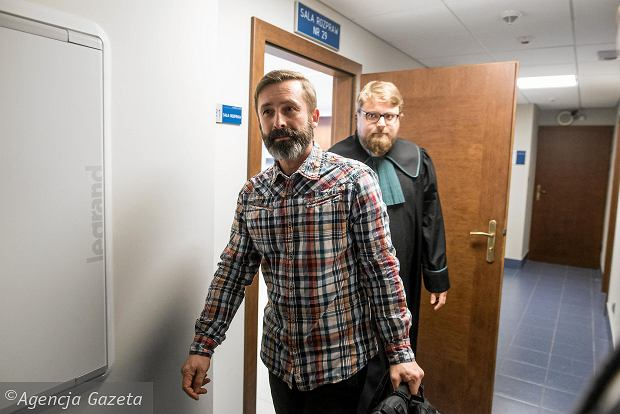Andrzej Sadowski oskarżony o złamanie przepisów dotyczących przeciwdziałaniu narkomanii