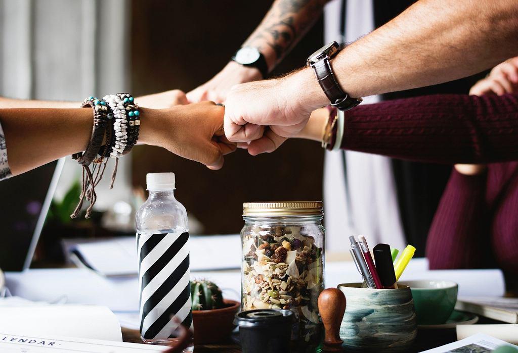 Praca zespołowa ma zupełnie inny wymiar, gdy pracujemy razem