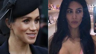 Kim Kardashian i księżna Meghan będą przyjaciółkami?
