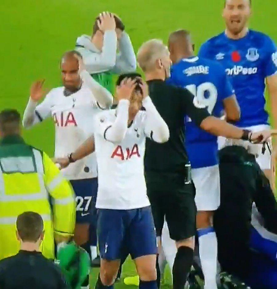 Przerażający faul w Premier League