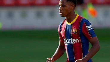 Znakomite informacje dla Barcelony! Ansu Fati może niedługo wrócić do gry po poważnej kontuzji