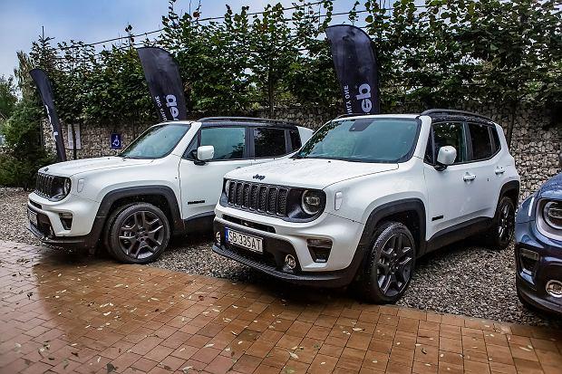 Dwa nowe Jeepy już w Polsce. Compass i Renegade 4xe to hybrydy plugin z napędem 4x4