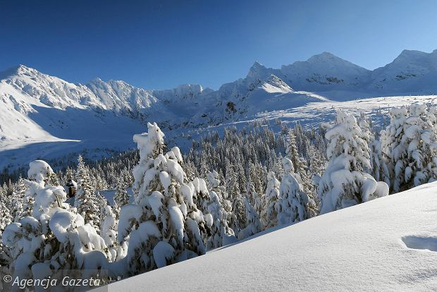 Zdjęcie numer 34 w galerii - Słońce, śnieg i szczyty. Piękna pogoda w Tatrach, zachwycające widoki