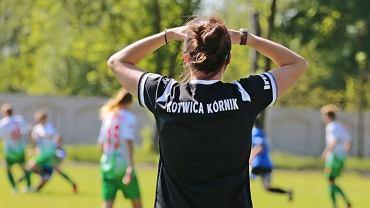 Kotwica Kórnik została wycofana z I ligi kobiet