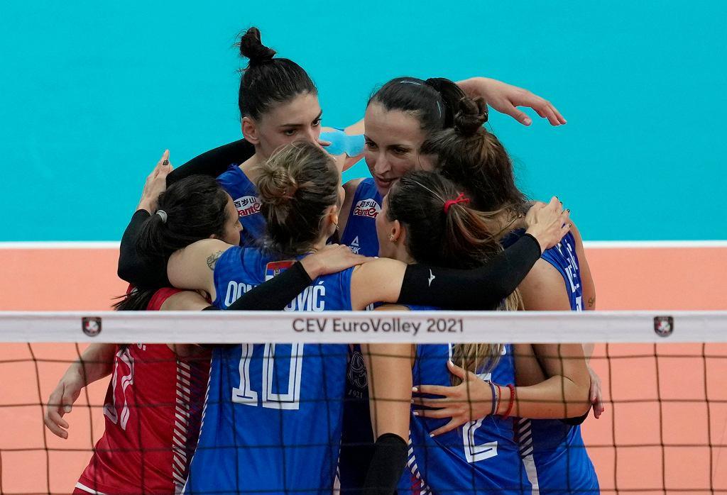 Serbia European Volleyball