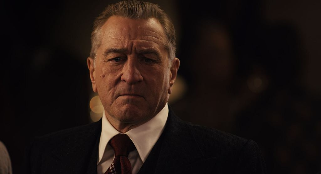Robert De Niro w filmie 'Irlandczyk' Martina Scorsese