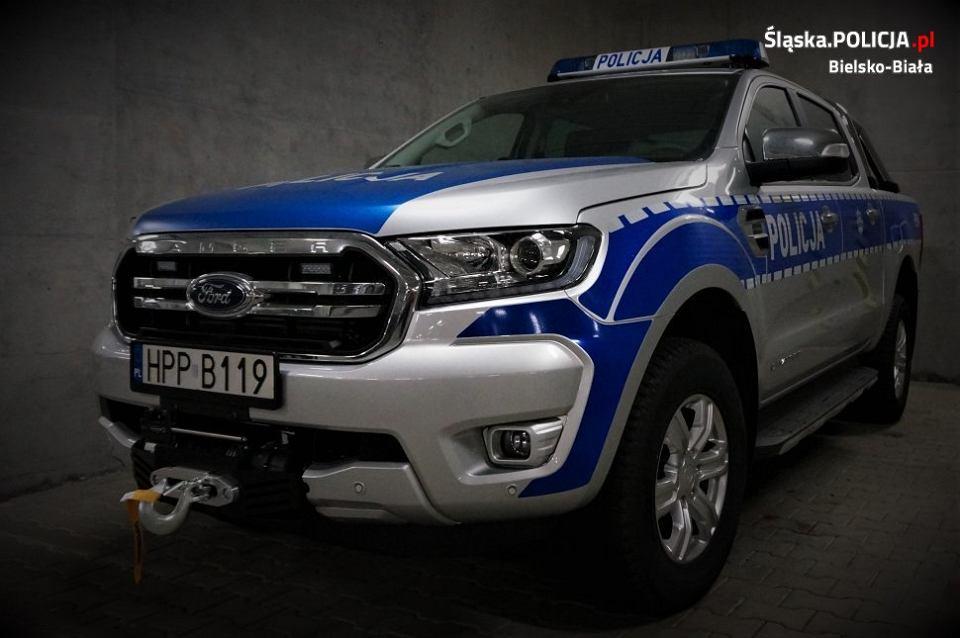 Bielscy policjanci dostaną nowe radiowozy
