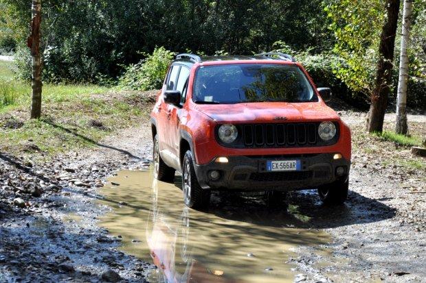Jeep Renegade Trailhawk
