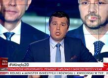 Nieoficjalnie: Michał Rachoń odsunięty od prowadzenia ''Minęła 20''