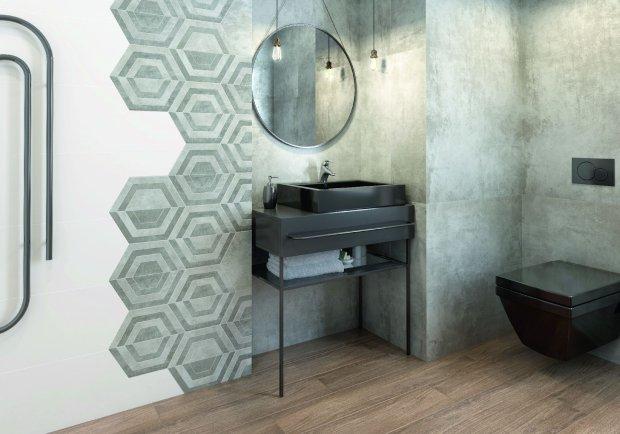 Płytki W łazience Budowa Projektowanie I Remont Domu