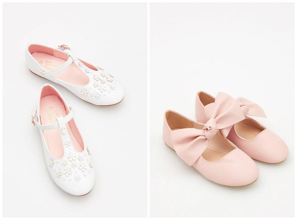 buty dla dziewczynki Reserved Kids