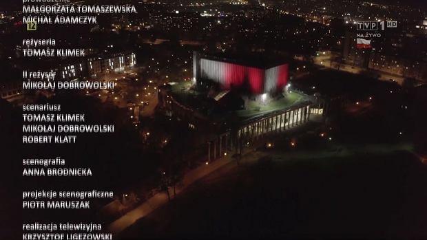 Tomasz Klimek reżyserem koncerty w TVP