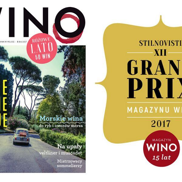 Ponad dwa tysiące win na dwunastym Grand Prix 'Magazynu Wino'