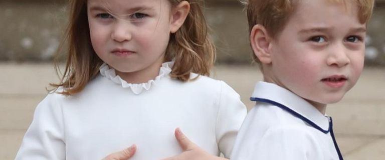 Lista świątecznych prezentów księżniczki Charlotte i księcia George'a ujawniona