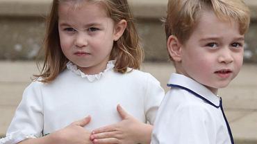 Księżniczka Charlotte i książę George mają iście królewskie zachcianki. Chodzi o listę prezentów na święta. Rodzice się wykosztują