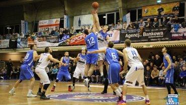 Mecz Biofarmu Basket Poznań z Pogonią Prudnik