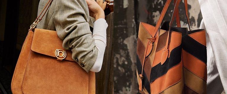 Wielka wyprzedaż włoskiej marki Coccinelle. Te duże torby wpadną w oko kobietom po 50-tce