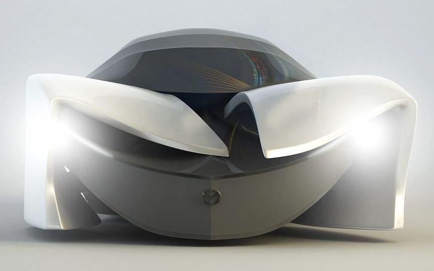 Mazda Whisper, proj. Maciej Meroniuk