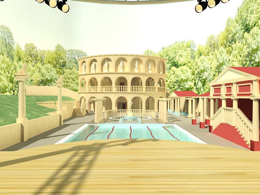 Saunarium zostanie rozbudowane