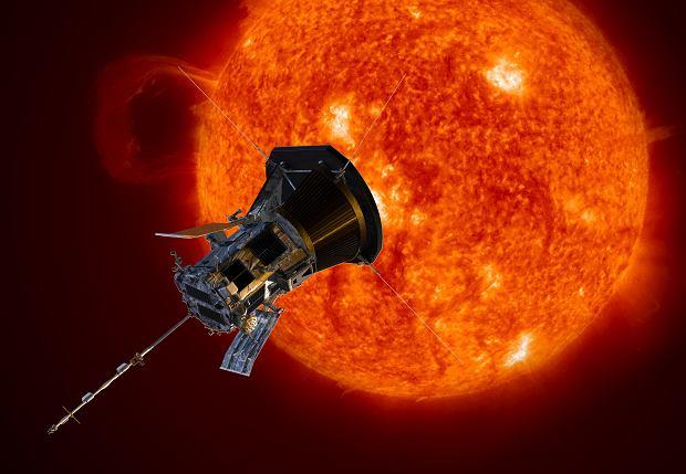 Sonda Parker Solar Probe - zdjęcie ilustracyjne