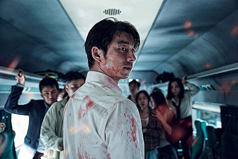 Kadr z filmu 'Zombie express'