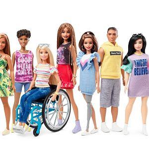 Nowa linia Barbie  Fashionistas