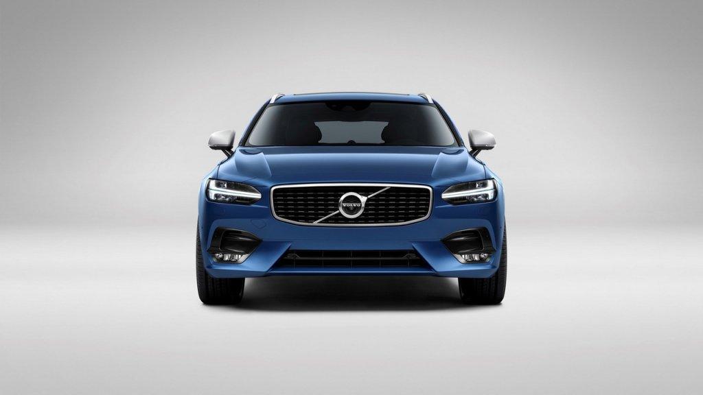 Volvo S90 i V90 R-Design