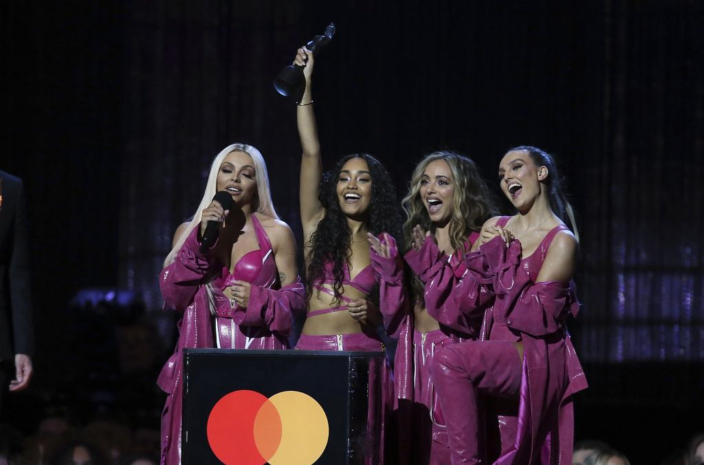 Brit Awards 2019 - Little Mix