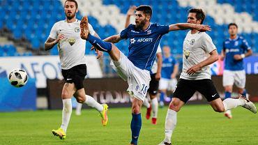 Mihai Radut przez 2,5 roku w Lechu Poznań strzelił jednego gola