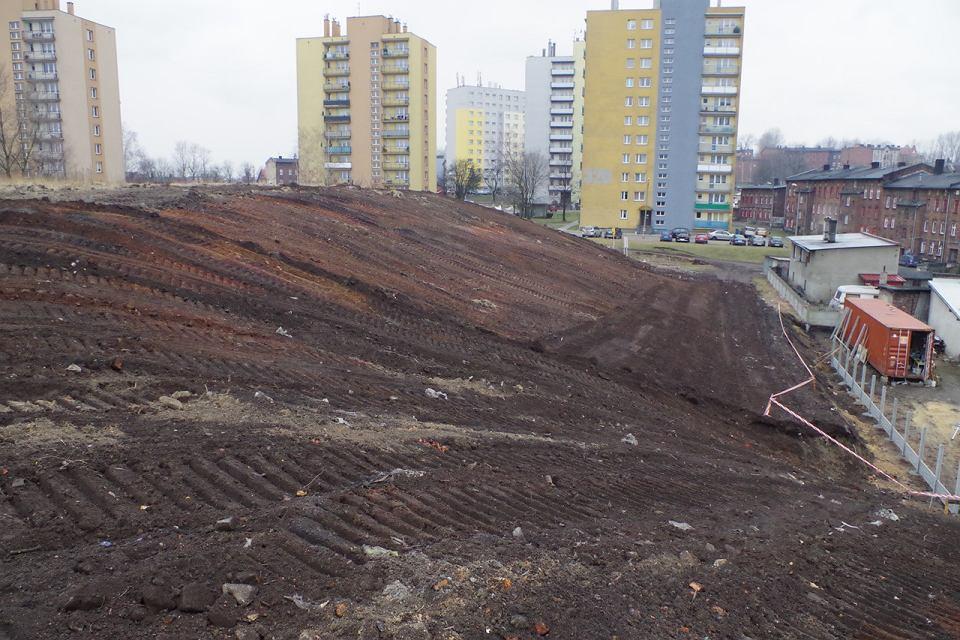 Pocynkowa hałda przy ul. 1 Maja w Rudzie Śląskiej będzie miejscem rekreacji