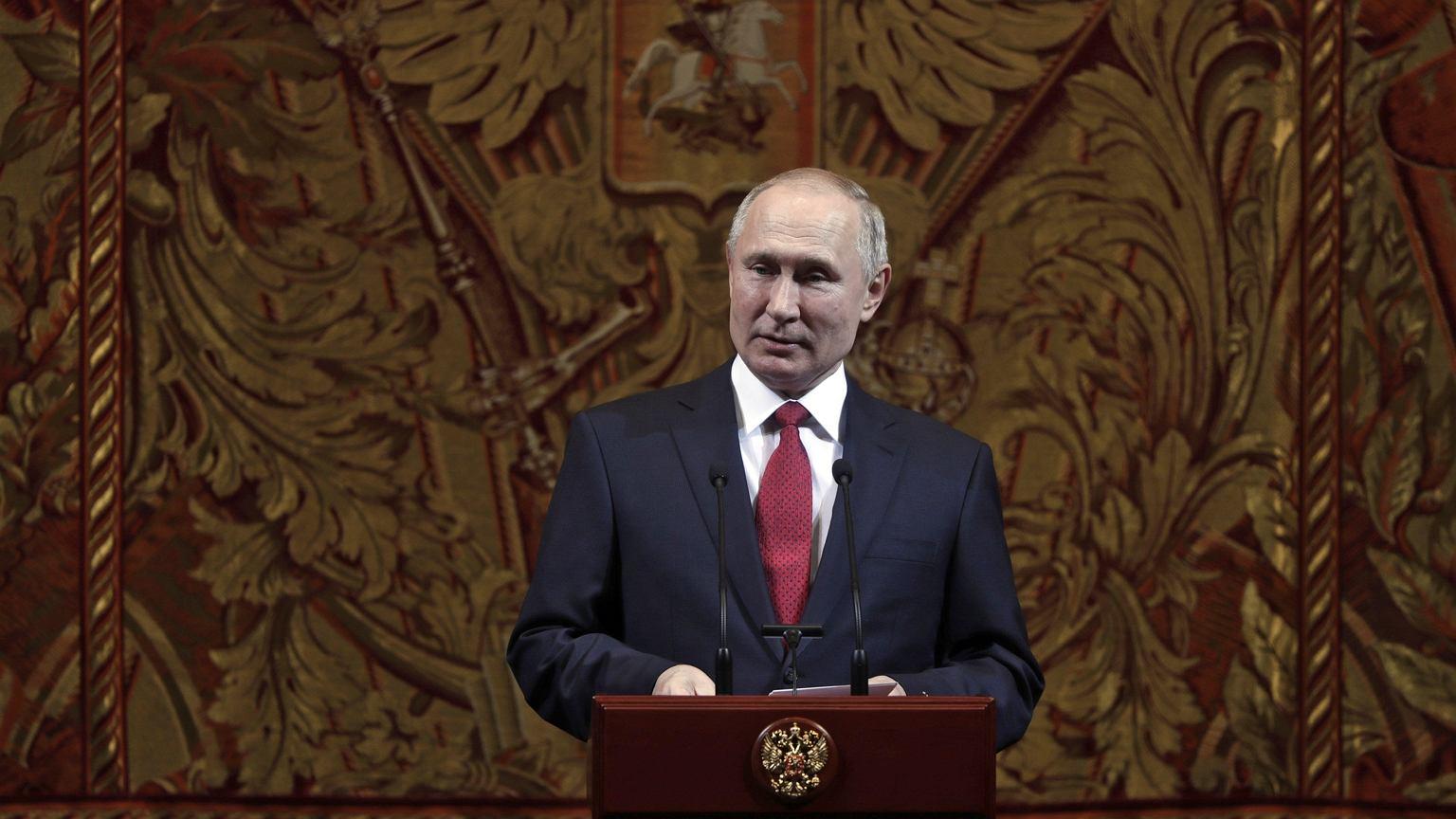 Władimir Putin nie odpuści Polsce? Wiceminister PiS: To dopiero początek batalii o politykę historyczną