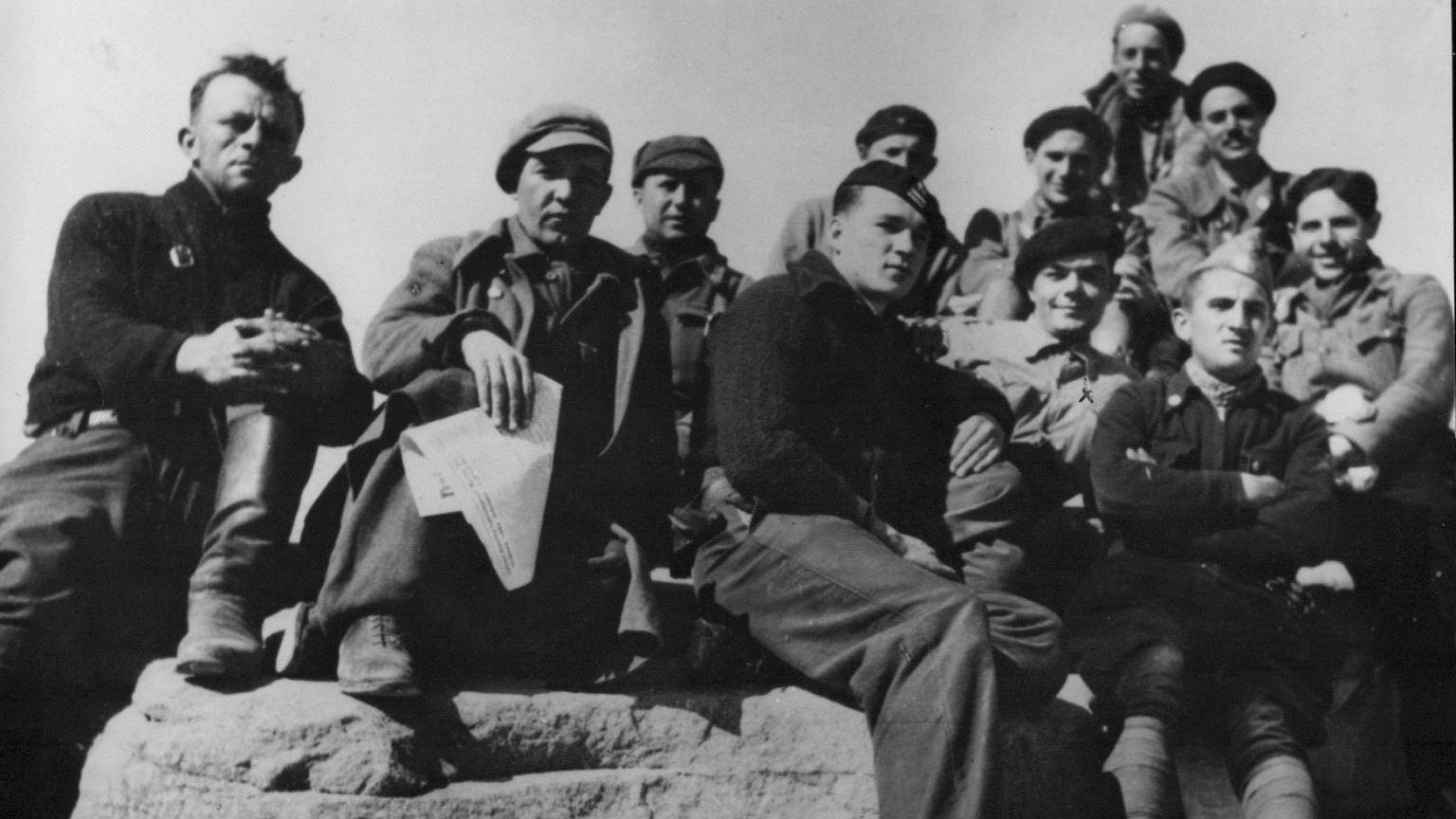 Ślązacy, którzy znaleźli się w Hiszpanii, wywodzili się z nurtów lewicowych