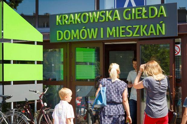 128 Krakowska Giełda Mieszkań i Domów