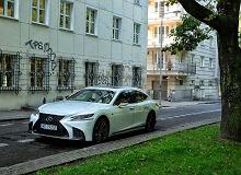 Opinie Moto.pl: Lexus LS 500h - Koronacja hybrydy