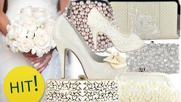 Dla panny młodej: buty i torebki ślubne od Menbur