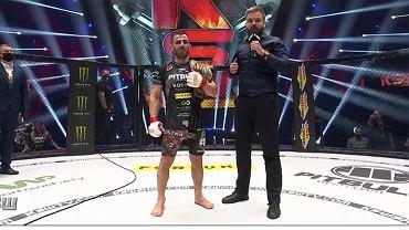 Antun Racić zwyciężył na gali KSW 57