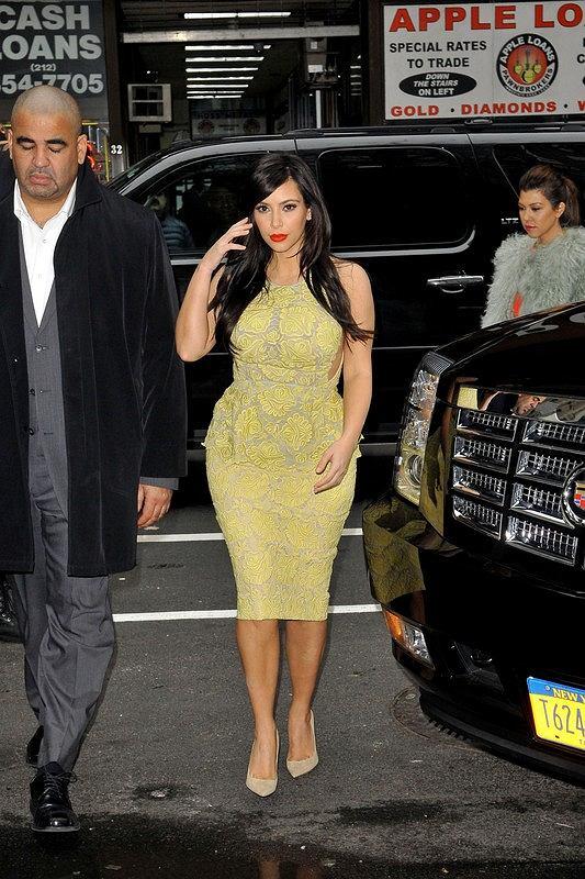Kim Kardashian, kim kardashian w ciąży, ciąża