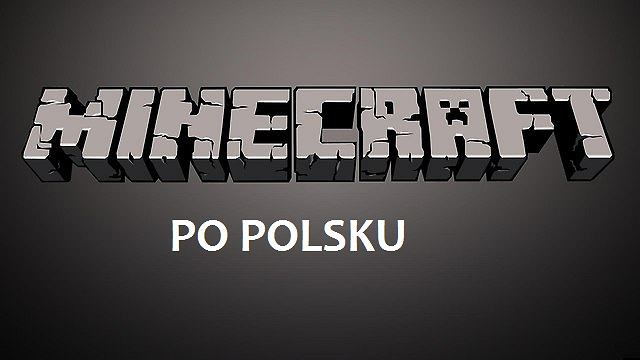 Minecraft po polsku