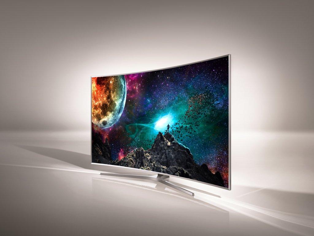 JS9000 - pierwszy telewizor Samsunga sygnowany skrótem SUHD