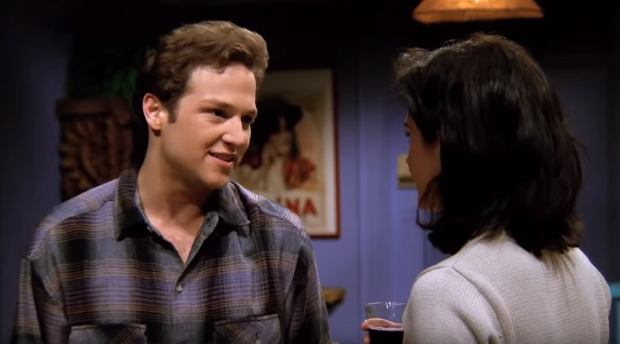 Friends - Monica and Young Ethan