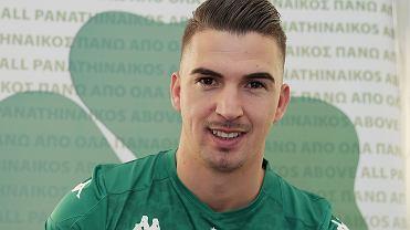 Carlitos będzie grał w Panathinaikosie Ateny.