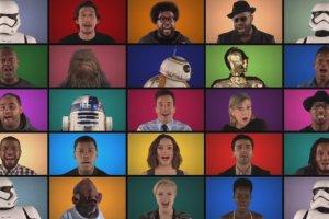 Aktorzy 'Gwiezdnych Wojen' u Jimmy'ego Fallona