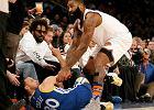 """NBA. New York Knicks wyłączyli muzykę. """"To brak szacunku, niedorzeczność. Pomysł do śmietnika"""""""