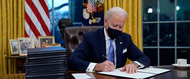 Joe Biden zmienia decyzję Donalda Trumpa. USA wrócą do Porozumienia paryskiego