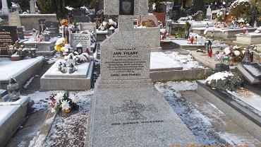 Tak wygląda grób Jana Filarego po remoncie
