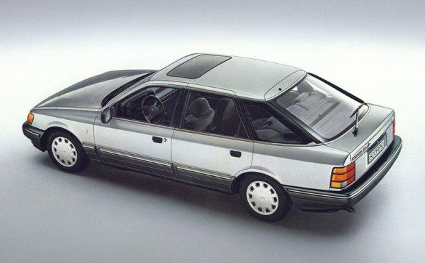Ford Scorpio MK I