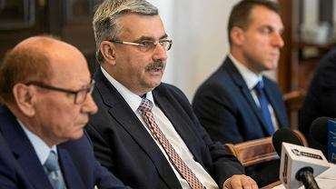 Konferencja w ratuszu. Tadeusz Ferenc: Wracamy do tematu budowy obwodnicy południowej Rzeszowa