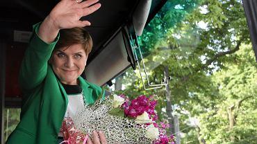 Beata Szydło, początek kampanii