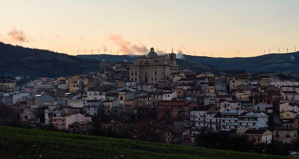 Biccari - miasto we Włoszech.