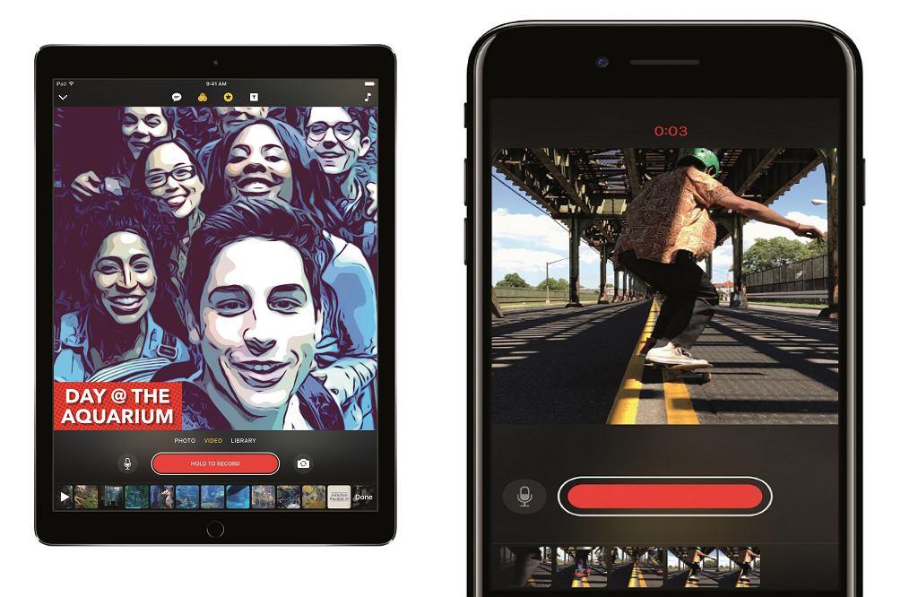 Apple Clips - nowy komunikator